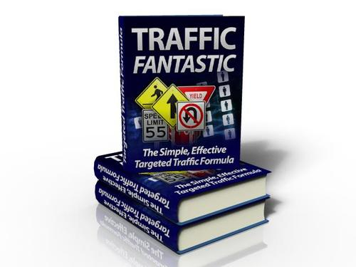 Product picture The simple, effective targeted traffic formula