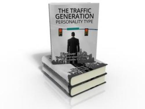 Product picture The Traffic Generation Personality Type