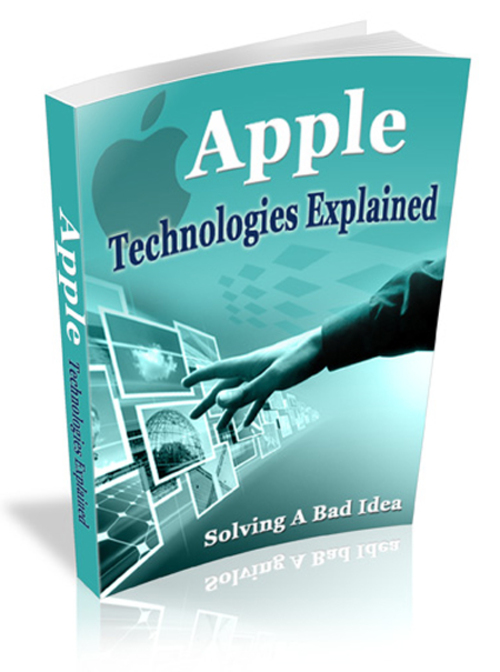 Product picture Apple Technologies Explained