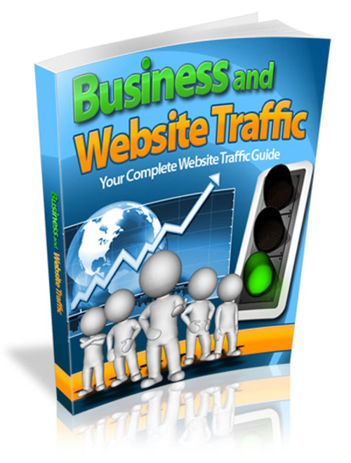 Product picture  Business And Website Traffic