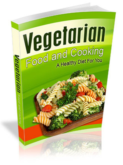 Product picture Vegetarian Food and Cooking