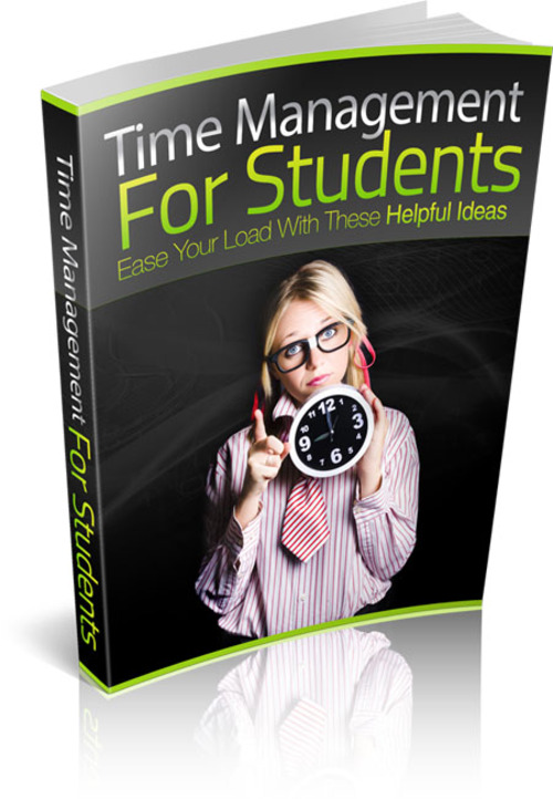 Product picture Time Management For Students
