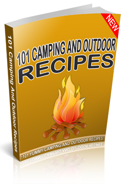 Product picture 101 Camping And Outdoor Recipes