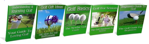 Product picture Golf Swing-Enjoy it.
