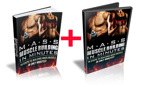 Product picture Mass Muscle Building In Minutes