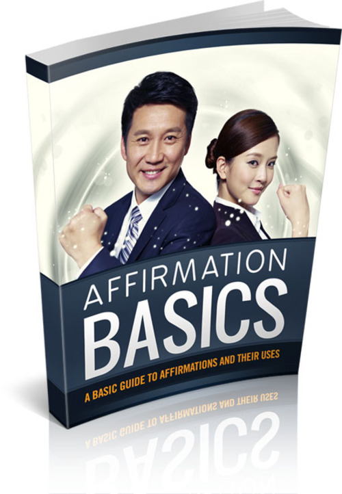Product picture Affirmation Basics A Basic Guide To Affirmations and Uses