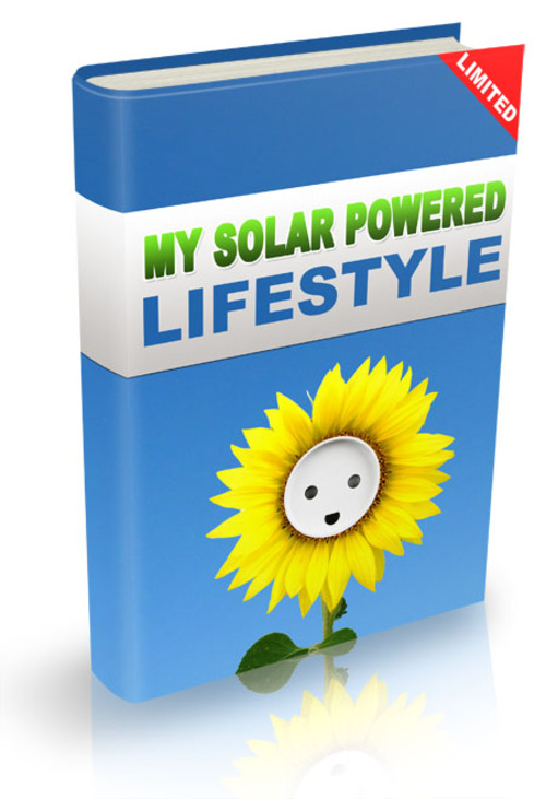 Product picture My Solar Powered Lifestyle