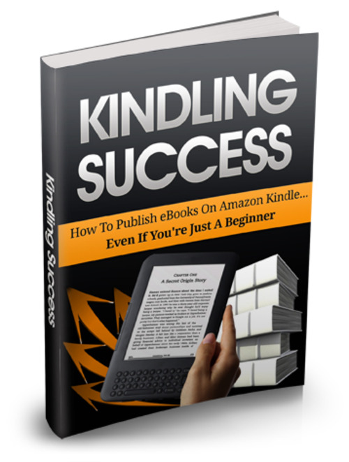 Product picture Kindling Success -Amazon Kindle