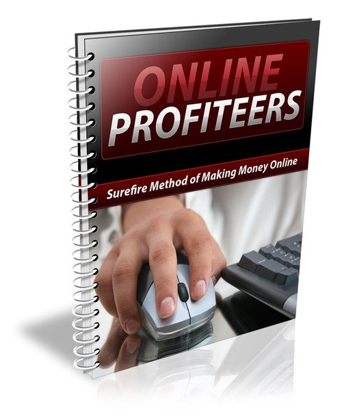 Product picture Online Profiteers
