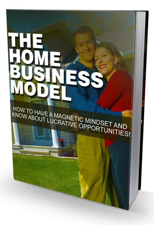 Product picture The Home Business Model