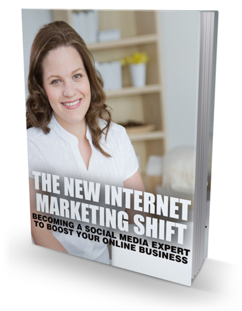 Product picture The New Internet Marketing Shif