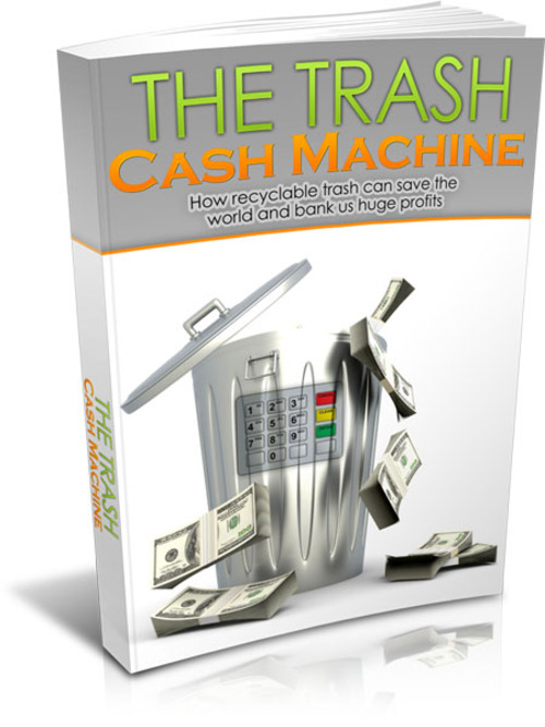 Product picture Trash Cash Machine