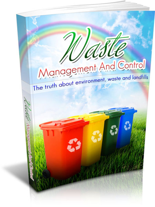 Product picture Waste Management and Control