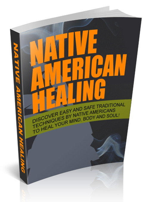 Product picture The Power Of Native American Healing
